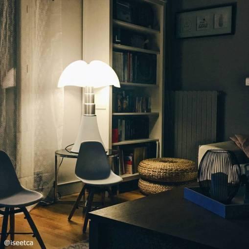 Lampe-a-poser-Martinelli-Luce-PIPISTRELLO-Lampe-Blanc-pied-telescopique-H66-86cm-1219-728
